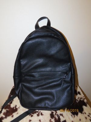 Steve Madden leather laptop backpack for Sale in Roman Forest, TX