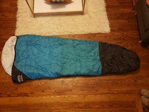 Wenzel Mummy style sleeping bag camping for Sale in Chicago, IL