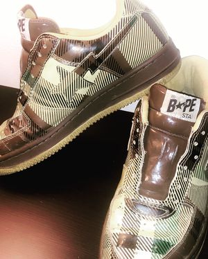 BAPE (Bathing Ape) SHOES for Sale in Los Angeles, CA