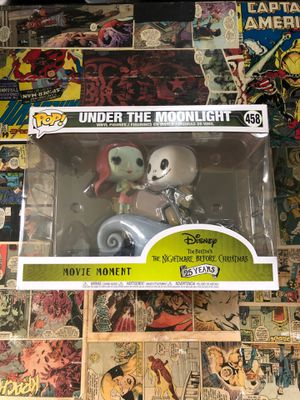 MOVIE MOMENT NIGHTMARE BEFORE CHRISTMAS for Sale in Orlando, FL