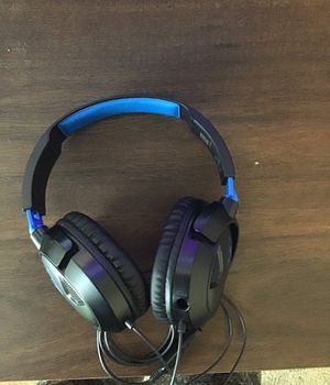Turtle beach gameing headset no mic for Sale in Delta, CO