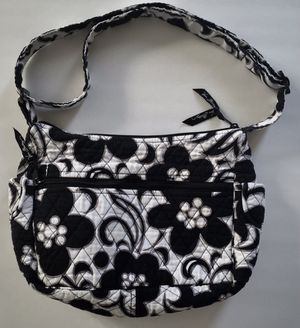 Vera Bradley black and white purse for Sale in Crofton, MD