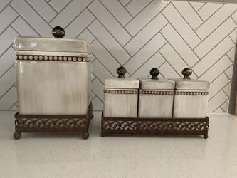 Kitchen Cannisters for Sale in Middletown,  MD
