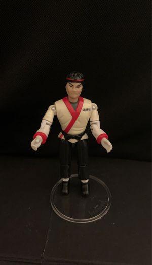 Lanard Corps Ninja Dragon Han Gi Joe Figure 1986 Vintage for Sale in Gilbert, AZ