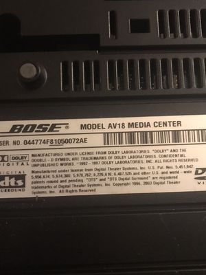 Bose for Sale in Federal Way, WA