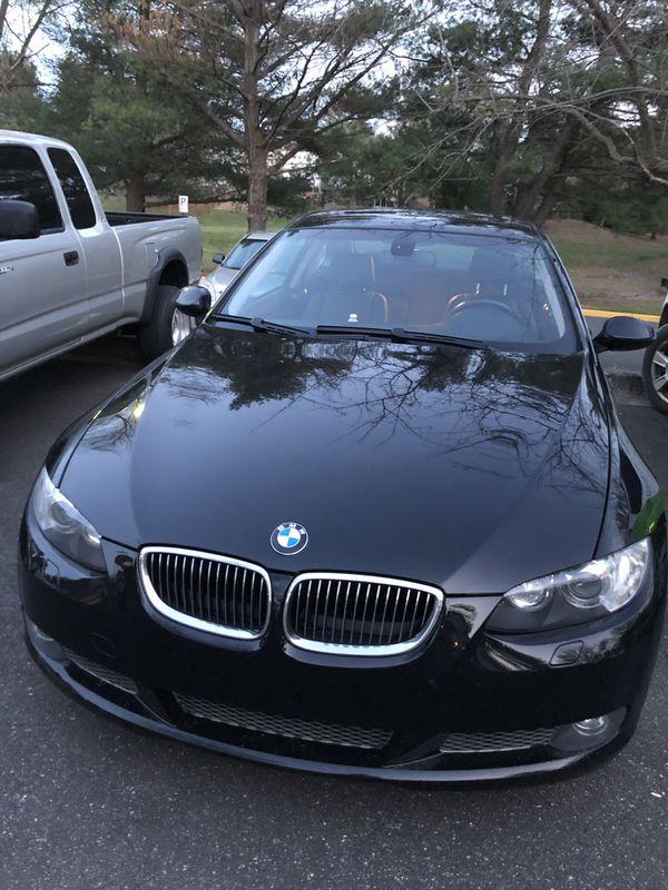 2007 BMW 335i RWD Manual