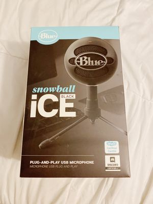 Blue Condenser Microphone for Sale in Houston, TX