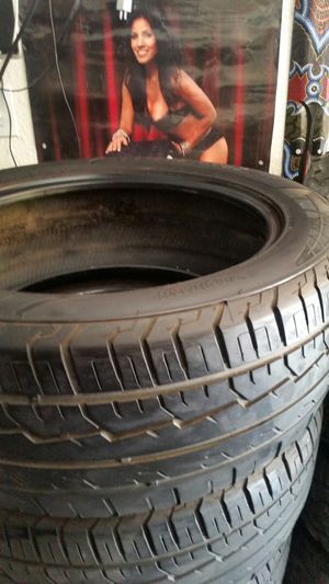 """Used tires 265/50r20"""" for Sale in Riverside, CA"""