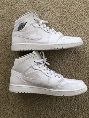 Jordan 1 Mid Top for Sale in Fairfax Station, VA