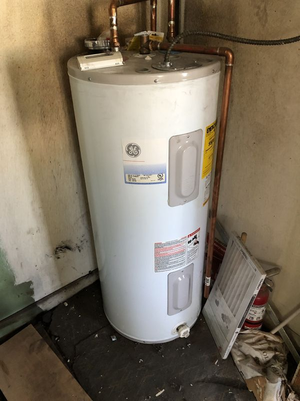 Water heater 53 gallons