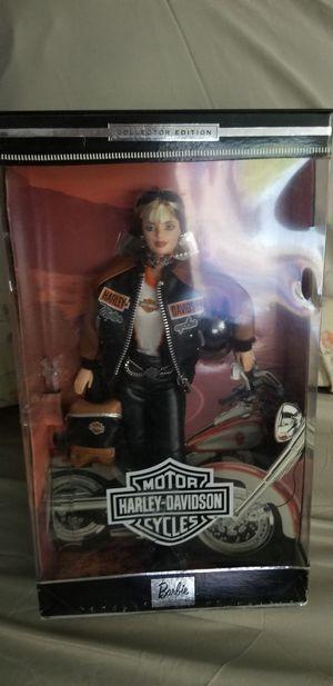 Harley Davidson Barbie for Sale in Idaho Springs, CO