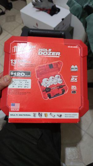 Milwaukee Hole Dozer for Sale in New York, NY