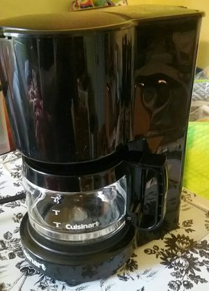 Cuisinart Coffee Maker $13 for Sale in Los Angeles, CA