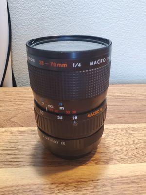 Camera lens for Sale in Ray, MI