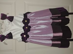 Purple Ombre Girls dress size 5/6. for Sale in Peoria, AZ