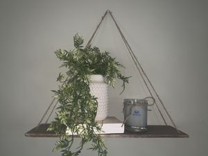Boho Wall Hanging Shelf for Sale in Morgantown, WV