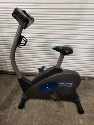 Proform upright exercise bike for Sale in Clearwater, FL