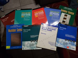 Aircraft books and study guides for Sale in Los Angeles, CA