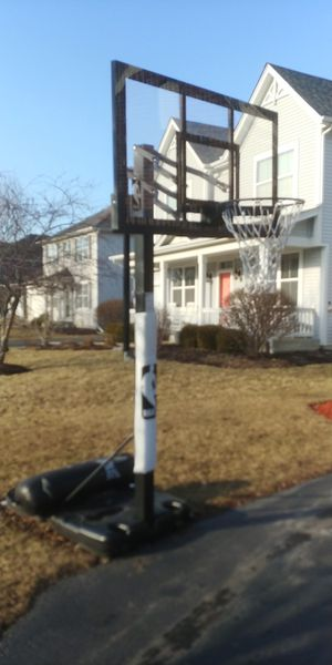 Spalding NBA basketball hoop for Sale in Naperville, IL