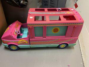 Barbie camper 1988 for Sale in Kernersville, NC