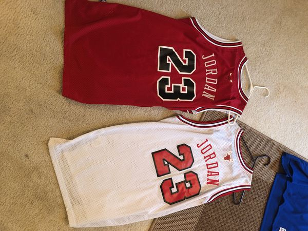 Michael Jordan Jersey Nike for Sale in Monterey Park e4b6b4138