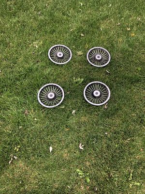 Golf cart hub caps for Sale in Winfield, IL