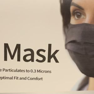 🔥Hard To Find HOT ITEM🔥Rare BLACK 3-Layer Face Masks Pack Of 10 for Sale in The Colony, TX