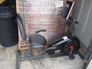 Digital Body Rider exercise bike for Sale in Crowley, TX