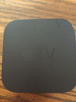 Apple TV Ultra HD 4th gen 32gb for Sale in Mountlake Terrace, WA