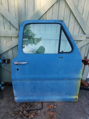 1971 ford pickup driver/passenger door for Sale in Wrentham, MA