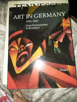 Art in Germany 1909-1936 from Expressionism to Resistance for Sale in Newnan, GA