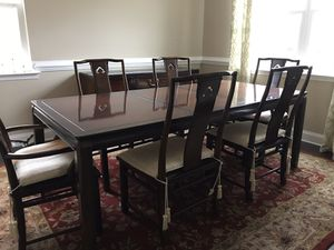 Dining Set by White Furniture Co. for Sale in Apex, NC