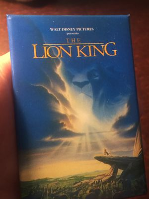 """1994 """" The Lion King"""" Pin. Disney Movie Promotion. for Sale in Dallas, TX"""