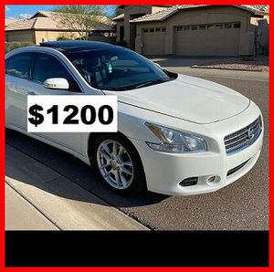 Price$12OO Nissan Maxima for Sale in Alameda, CA