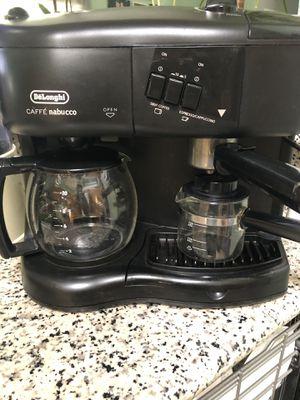 Coffee maker, espresso ,cappuccino all in one for Sale in Fresno, CA