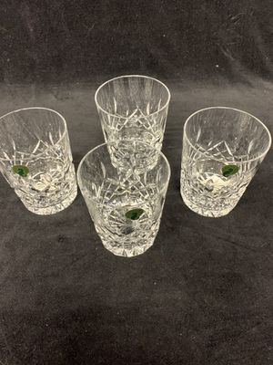 Waterford Crystal Lismore DOF Glasses for Sale in San Clemente, CA
