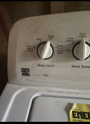 Washer dryer need gone ASAP for Sale in Houston, TX