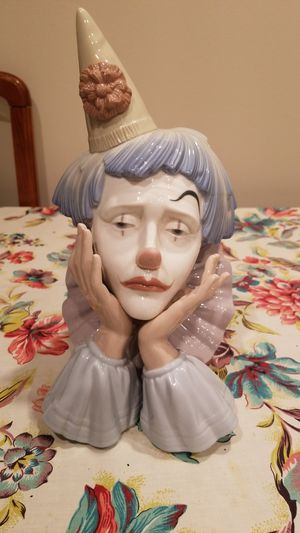 Lladro Clown figurine for Sale in McLean, VA