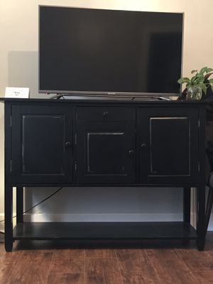 Buffet table/tv console for Sale in Chicago, IL