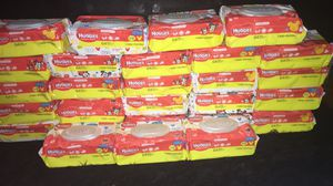 Huggies wipes $2 each for Sale in Houston, TX