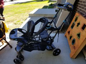 Sit 'n' Stand Double Stroller for Sale in O'Fallon, MO