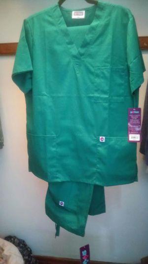 green scrub set for Sale in Saginaw, MI