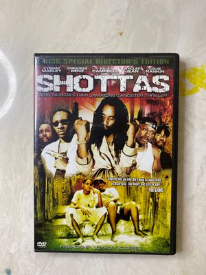SHOTTAS 2 Disc Edition DVD for Sale in Englewood, NJ