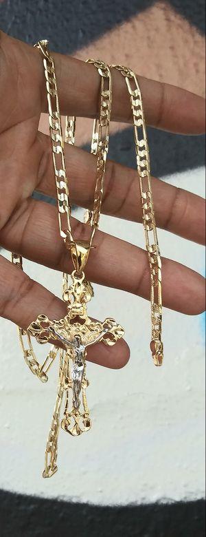 🚚💨I deliver🚀I Ship...😍😍💎14k Gold filled 💦 Necklace charm and bracelet🌟🌟🌟🌟🌟 for Sale in Fort Lauderdale, FL