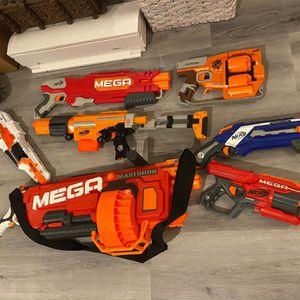 Nerf Guns Lot for Sale in Miami, FL