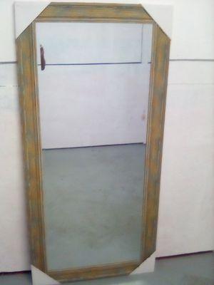Sale mirror color grey hanging floor 66x32 for Sale in Los Angeles, CA