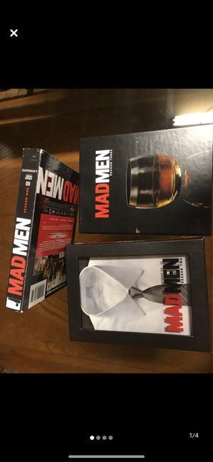 Mad Men DVDs - Seasons 1-3 for Sale in Waterbury, CT