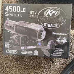 KFI WINCH 4500LB for Sale in Laurel,  MD