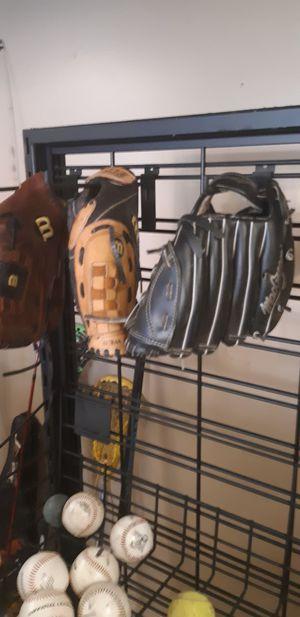 Assorted baseball gear for Sale in Meriden, CT
