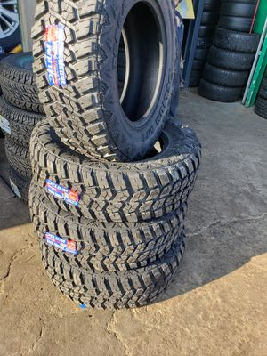 37/12.50/20 new tires on sale for Sale in Fort Worth, TX